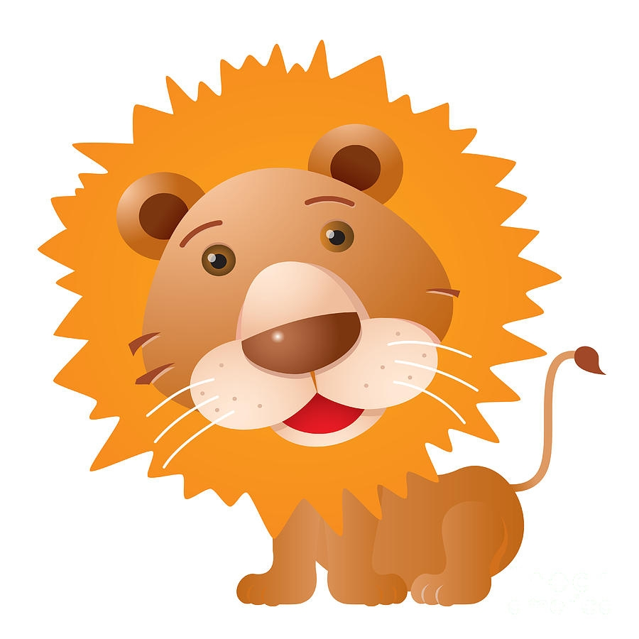 Baby cartoon animals clipart kid.