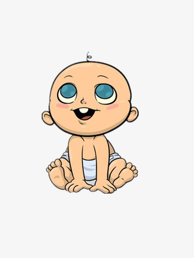 Baby Eyes Clipart.