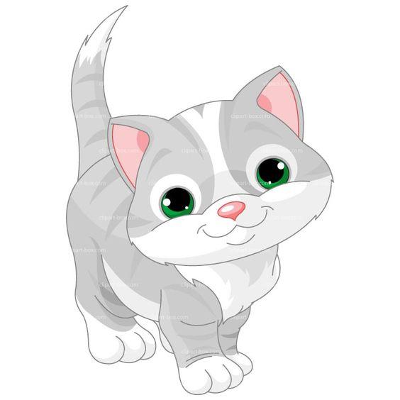 CLIPART BABY CAT.