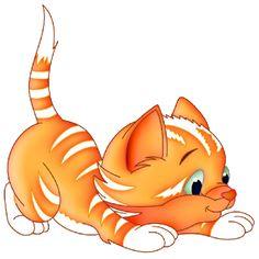 Baby Cat Clipart.