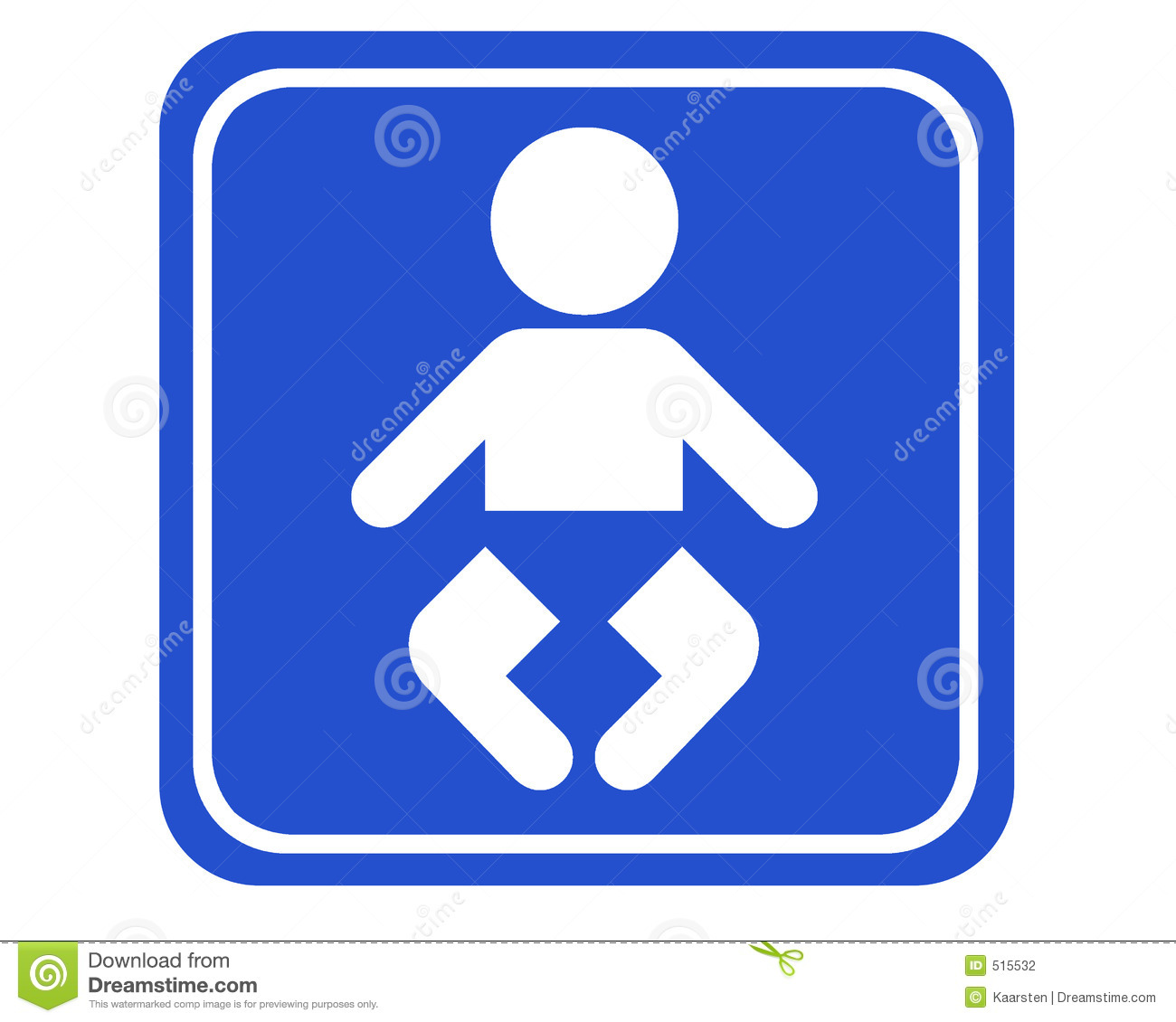 Diaper Change Clipart.