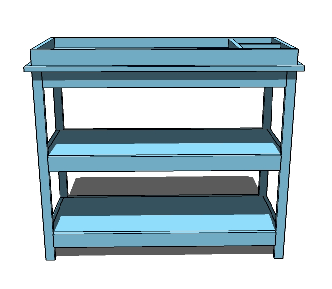 Woodworking Plans Baby Changing Table ~ Woodworking Projects.