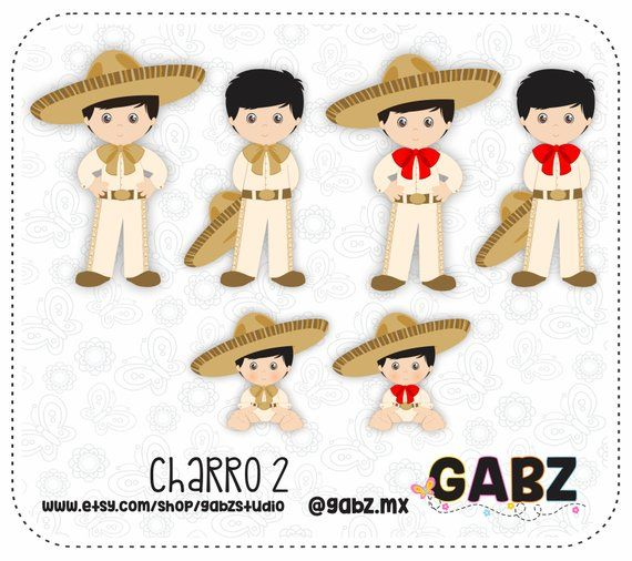 Mexican Charro, Baby Charro, Beige Color, Mexican Folklore, Birthday.