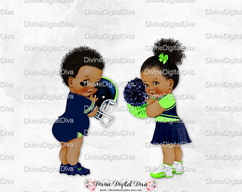 Baby Cheerleader Clipart.
