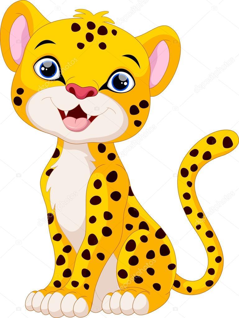 Cheetah Clipart at GetDrawings.com.