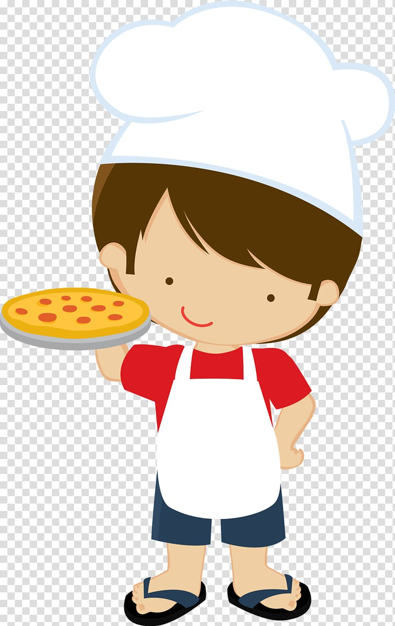 Chef Cooking Child , cooking transparent background PNG.