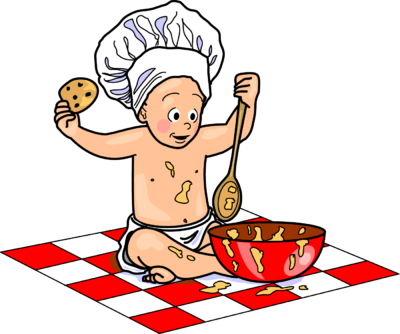 Image: Baby Chef.