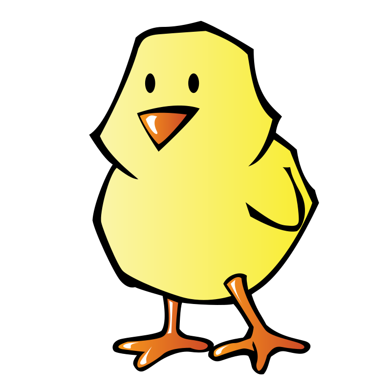 Free Clipart: Chick.