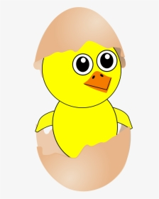 Chicken Egg Chick Brown Image Free Download Clipart.