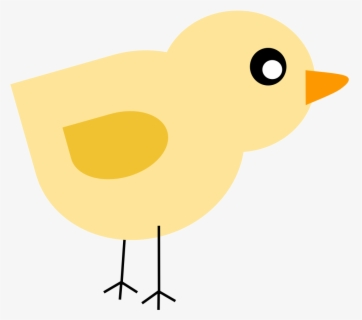 Free Baby Chicken Clip Art with No Background.