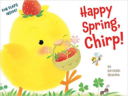 Amazon.com: Happy Spring, Chirp! (Chirp the Chick.