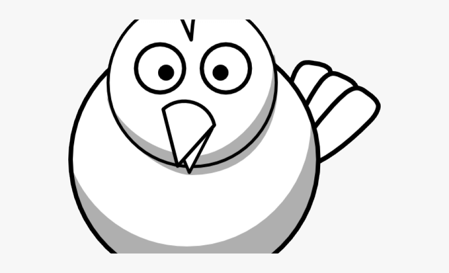 Chick Clipart Draw Baby.