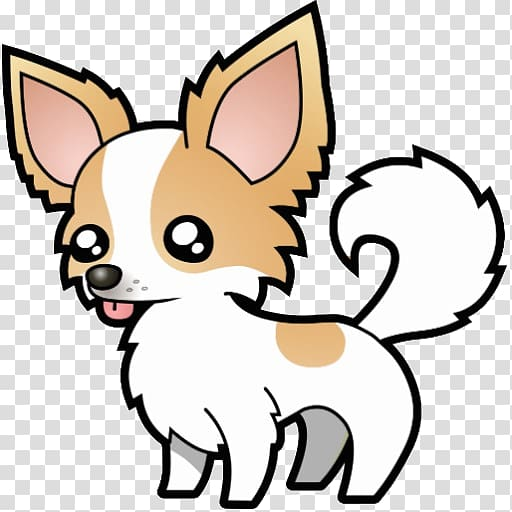 Chihuahua Puppy Cartoon Drawing , chihuahua transparent.