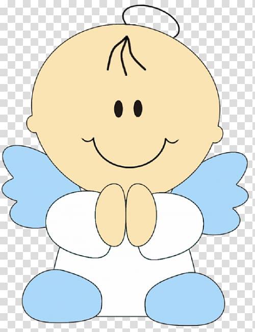 Angel drawing illustration, Baptism Angel Infant God, angel baby.