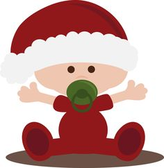 Free Baby Christmas Cliparts, Download Free Clip Art, Free Clip Art.