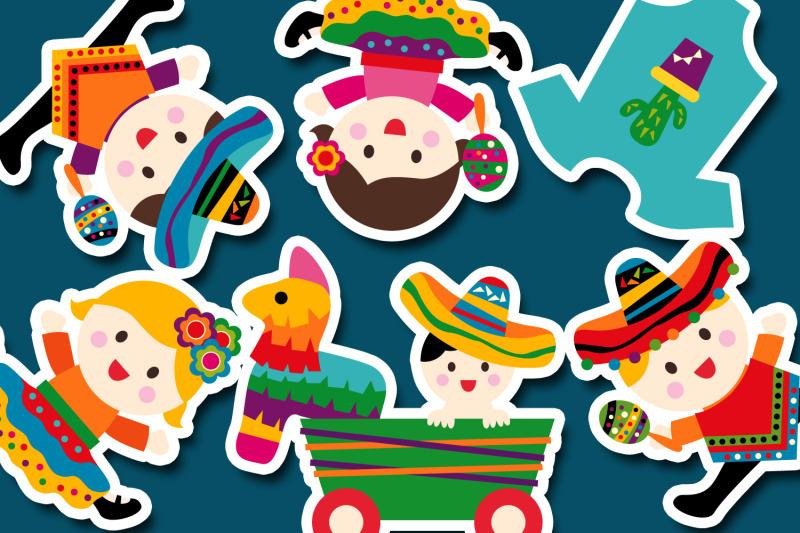 Mexico Baby Cinco De Mayo Graphics By blessedgrafik.