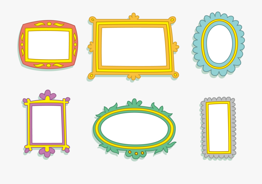 Baby Picture Frame Lovely Film Free Hq Image Clipart.