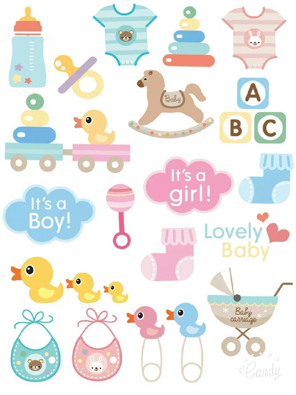 Free printable baby clipart 5 » Clipart Portal.