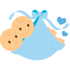 Clipart Twin Babies & Free Clip Art Images #16682.