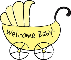 Welcome Baby Clipart.