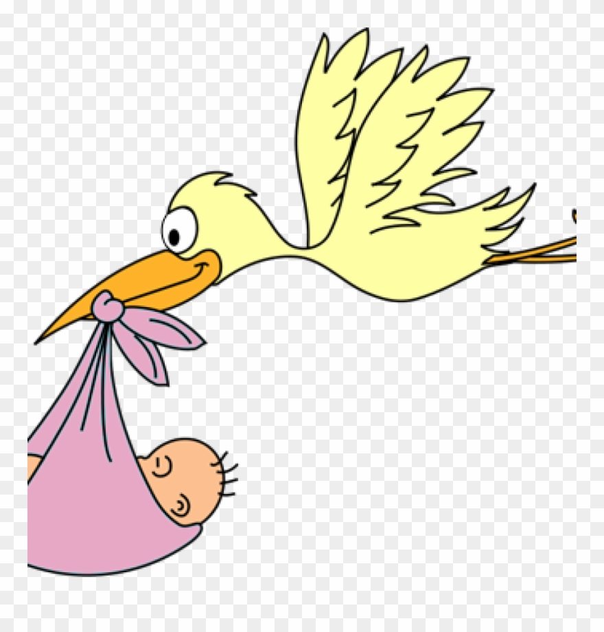 Animated Baby Clipart Stork Ba Clipart Free Graphics.