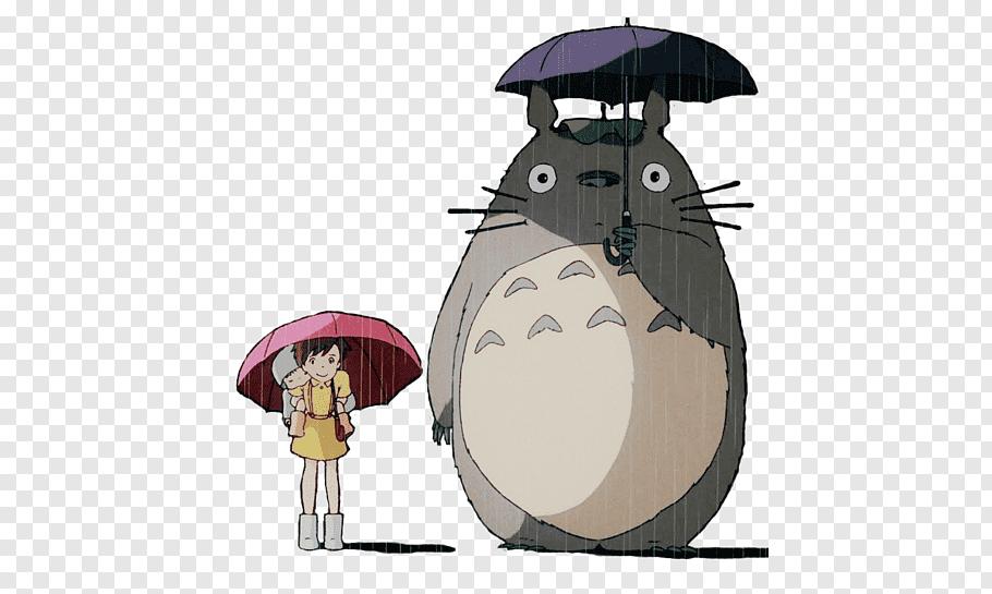 Pusheen cat illustration, Studio Ghibli Desktop Drawing.