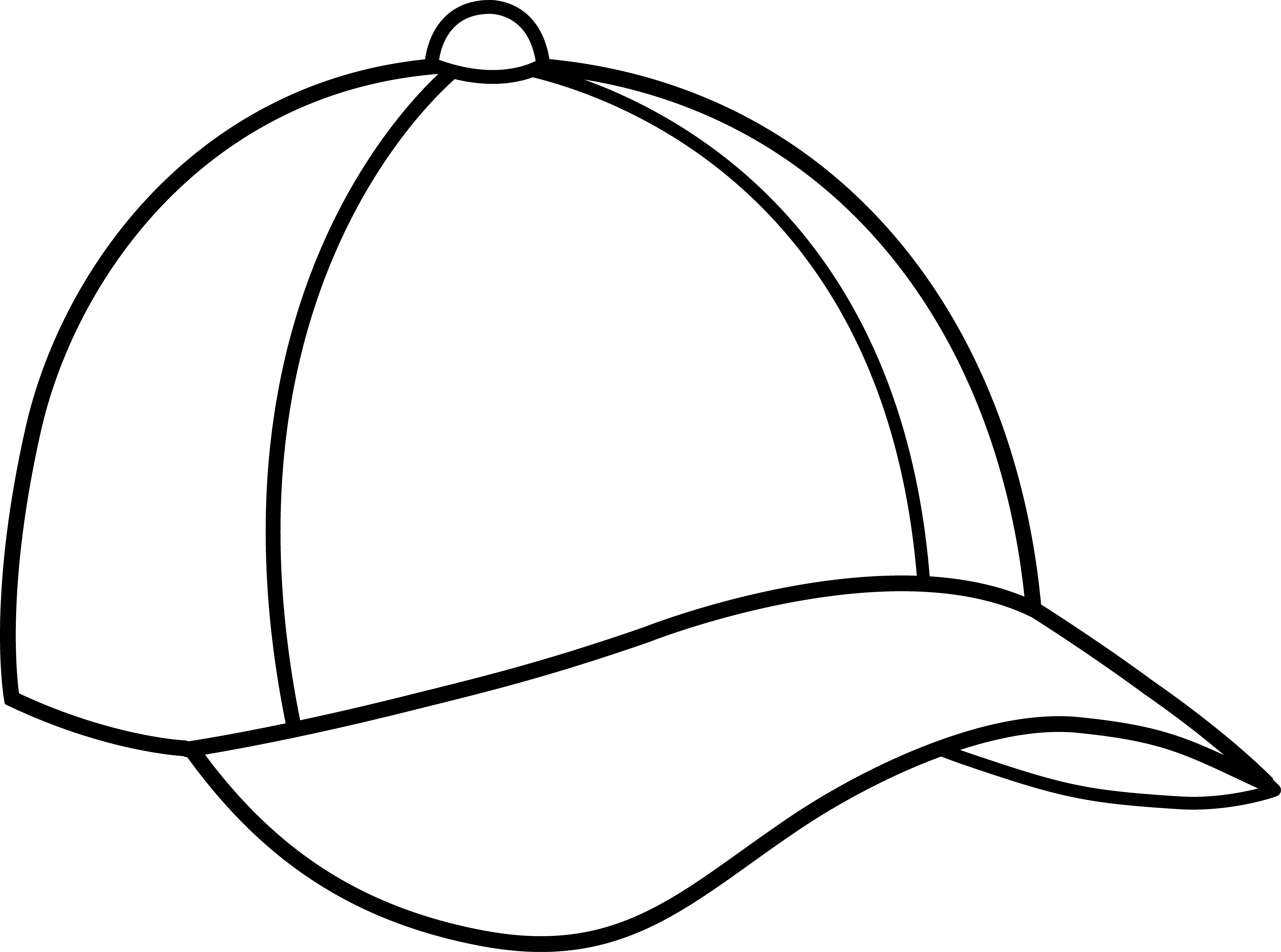 Free Black And White Baby Hat, Download Free Clip Art, Free.