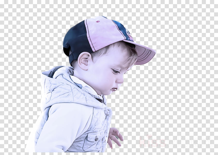 clothing cap child baseball cap male clipart.