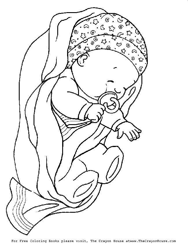 Newborn baby clipart black and white 7 » Clipart Portal.