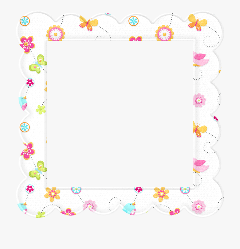 Baby Shower Border Images.
