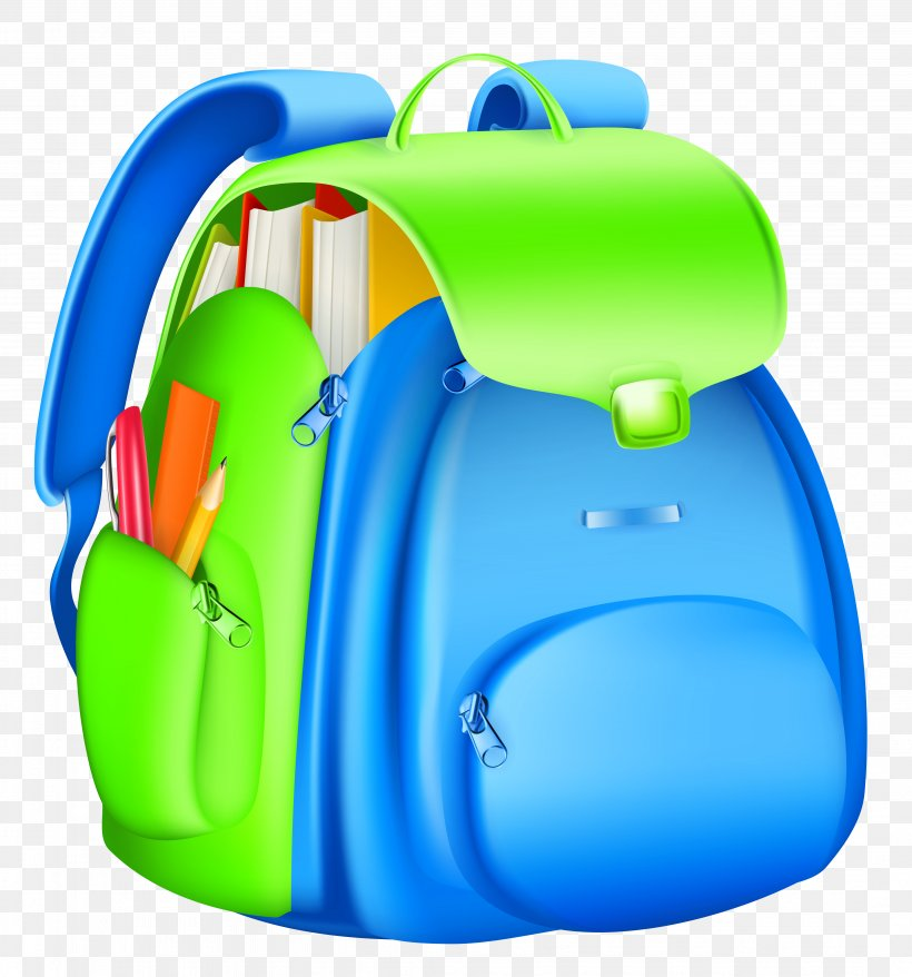 School Backpack Clipart, PNG, 4318x4627px, School, Backpack.