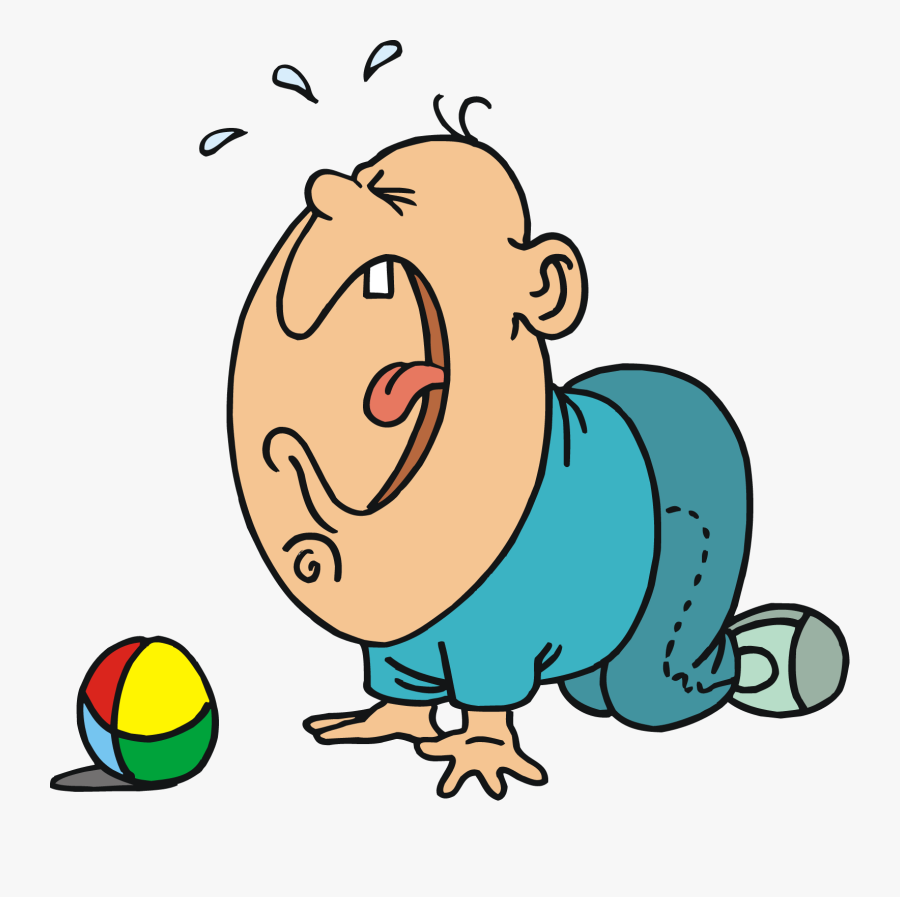 Crying Baby Clipart Gif.