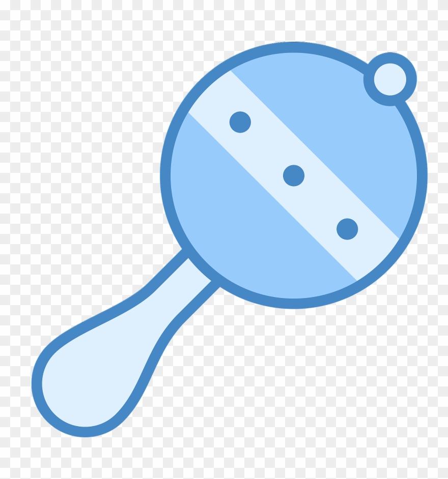 Baby Rattle Png.