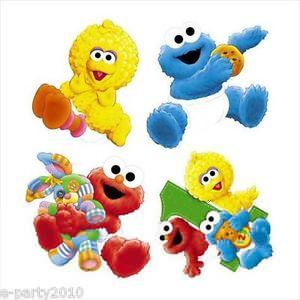 Sesame Street Babies Clipart.