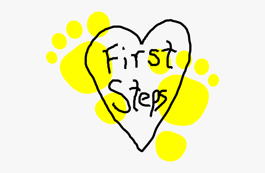 Baby First Steps Clipart , Transparent Cartoon, Free.