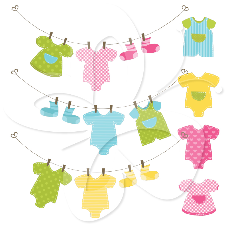 Free Baby Clothes Clipart, Download Free Clip Art, Free Clip.