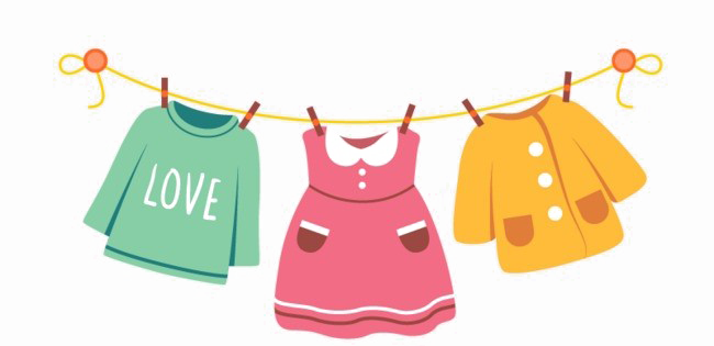 Baby Clothes PNG Images Transparent Free Download.