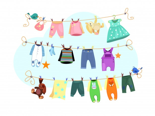 Baby Clothes Vectors, Photos and PSD files.