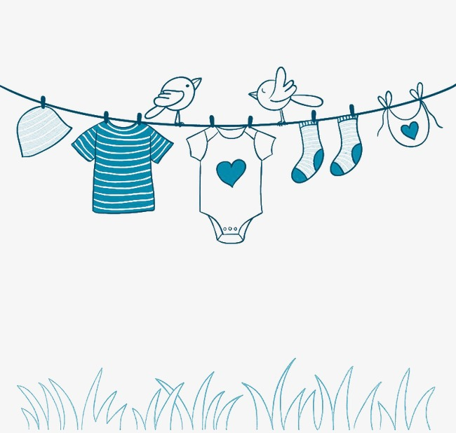 Baby Clothesline Clipart (101+ images in Collection) Page 1.