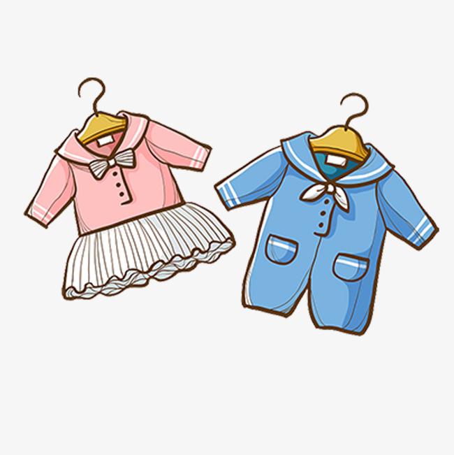 Baby Clothes, Baby Clipart, Clothes Clipart, Clothes PNG Transparent.