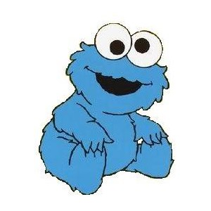 Cookie Monster Clip Art Free.