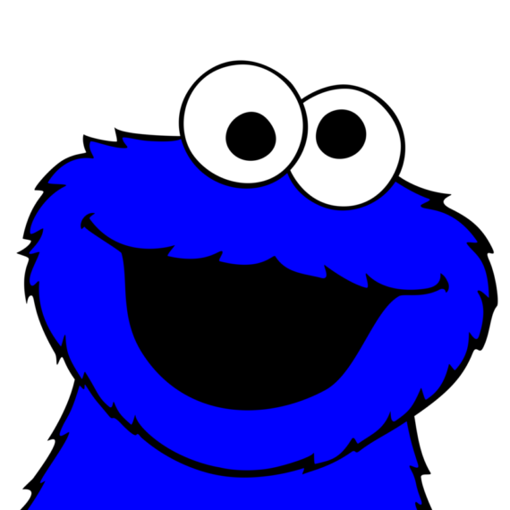 Free Clip art of Cookie Monster Clipart #1883 Best Baby Cookie.