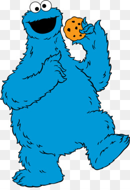 Cookie Monster PNG.