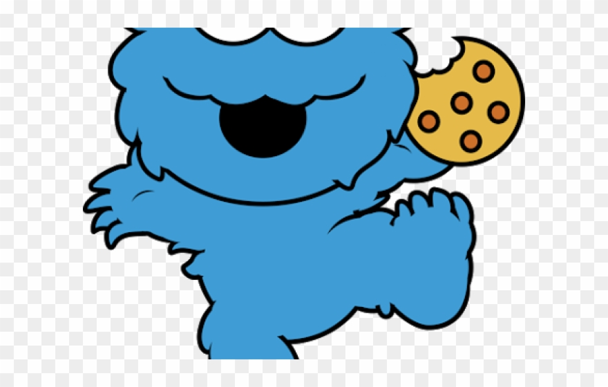 Cookie Monster Clipart Well Known.