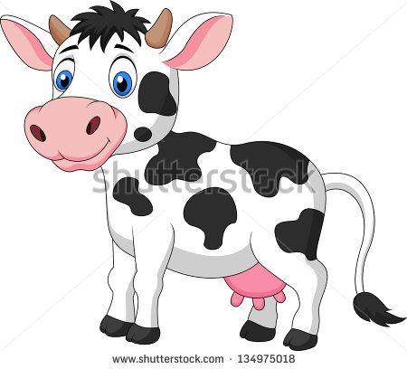 baby cow cartoon clip art.
