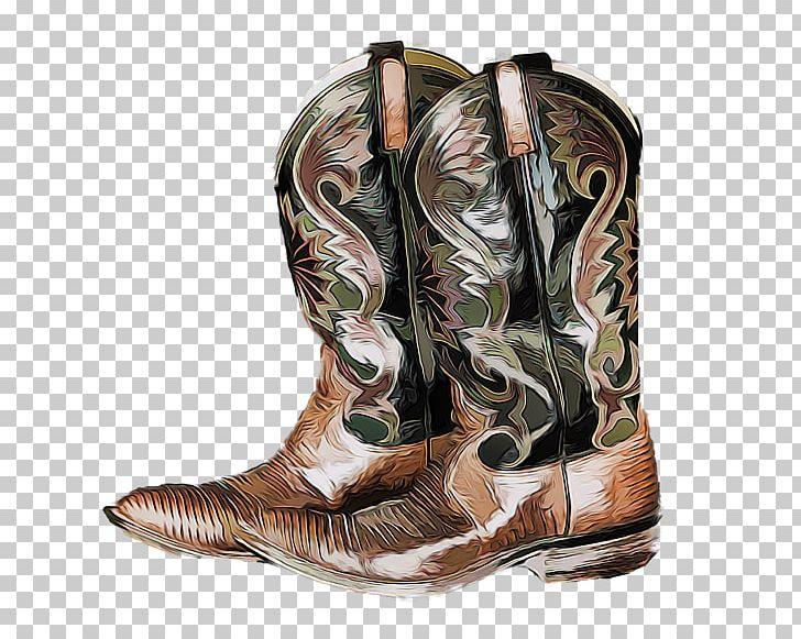 Cowboy Boot T.