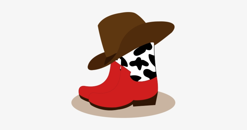 Png Free Stock Baby Cowgirl Boots Clipart.