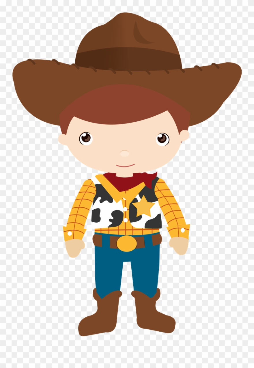 Clip Art Transparent Library Baby Cowgirl Clipart.