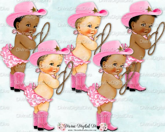 Little Cowgirl Pink.