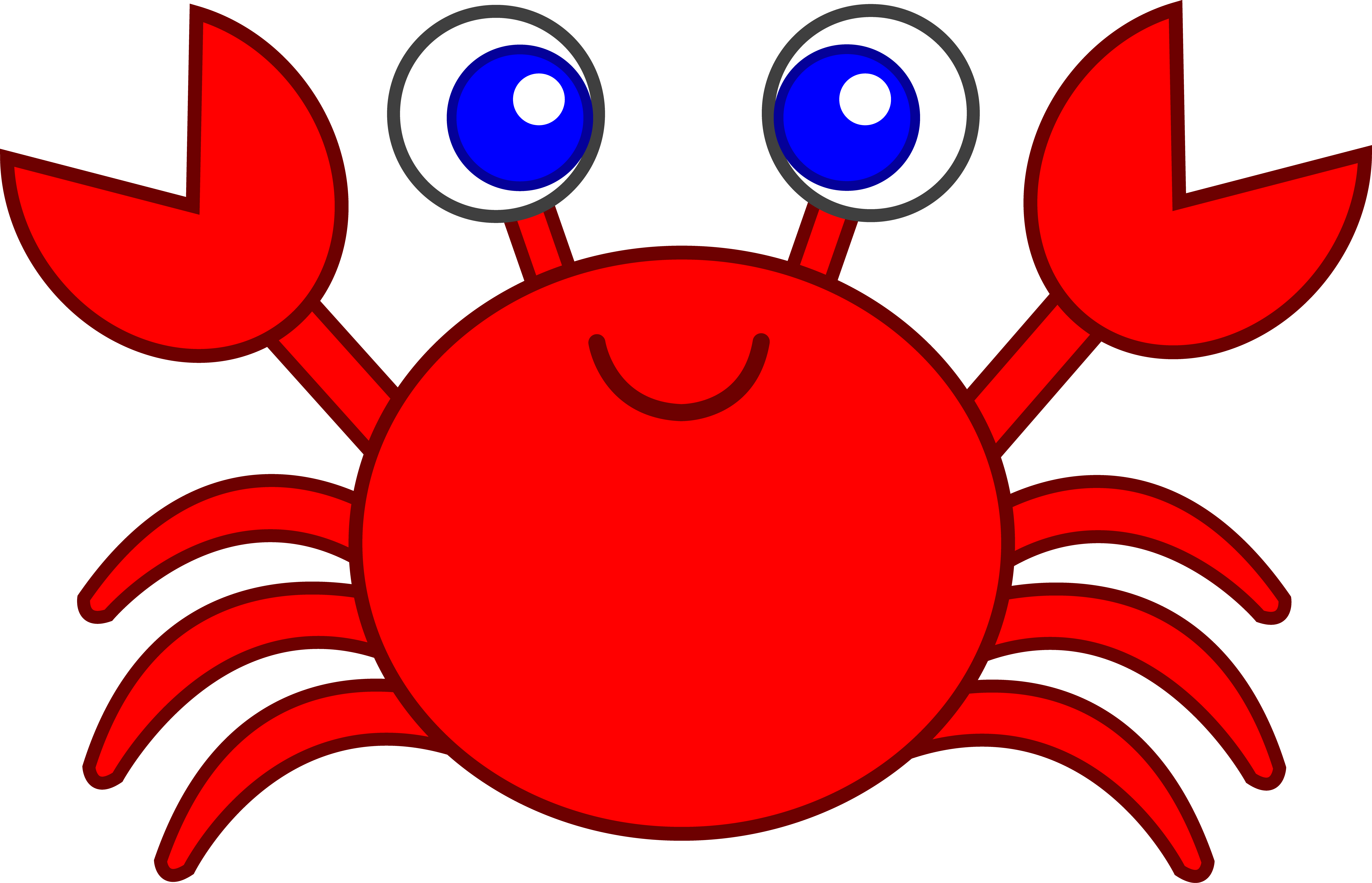 Free Cartoon Pictures Of Crabs, Download Free Clip Art, Free.